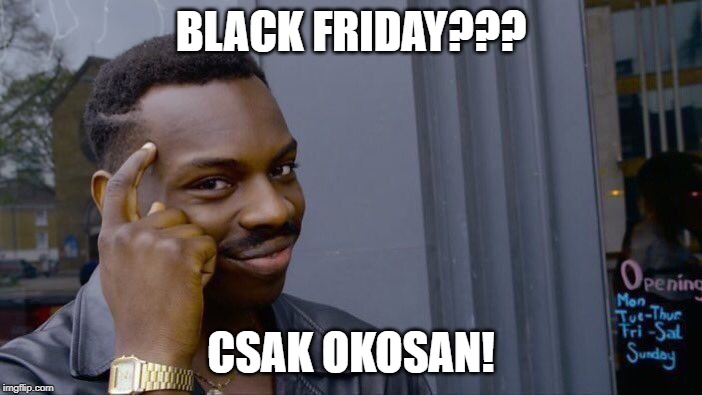 Black Friday kampány a Facebook-on? Csak óvatosan!
